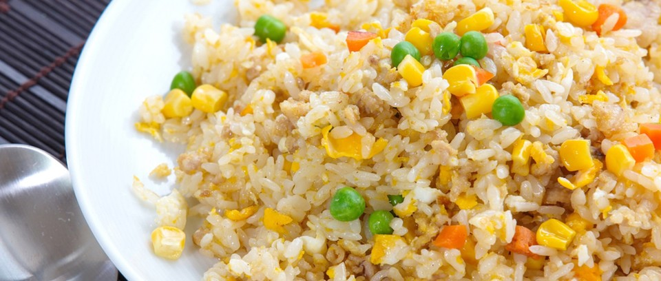 Egg Fried Rice Recipe Olivemagazine