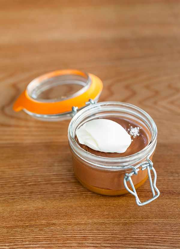 Salted Caramel Chocolate Pot Recipe