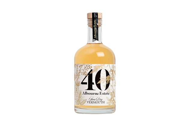 40 Albourne Estate vermouth