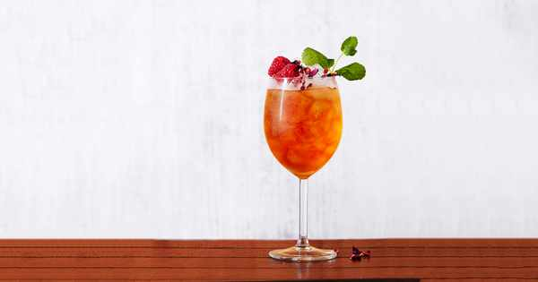 Top 5 best spring tails recipes - olivemagazine Planters Punch Tee on tee clamp, tee sign, tee bow,