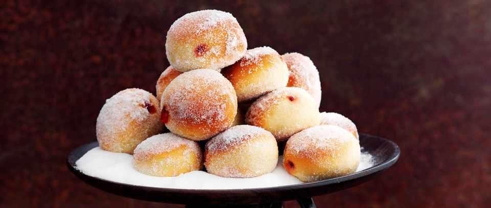 8 Easy Donut Recipes