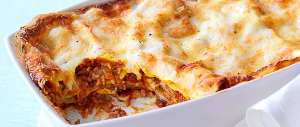 Easy Lasagne Recipe Olivemagazine