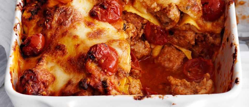 Best Lasagne Recipes and Easy Lasagna Recipe