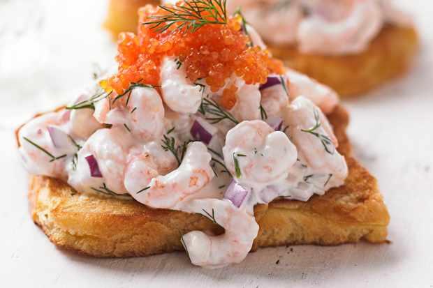 Shrimp Skagen Recipe