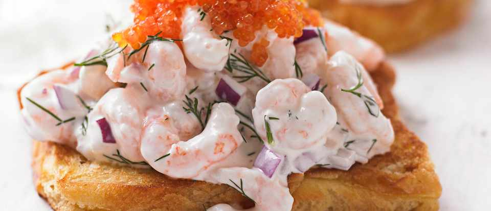 Shrimp Skagen Recipe