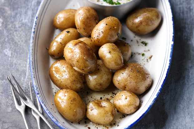 Jersey Royals Recipe With Chive Aioli