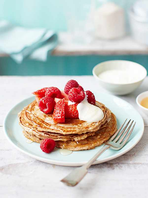 Buckwheat Pancakes Recipe For Gluten Free Pancakes