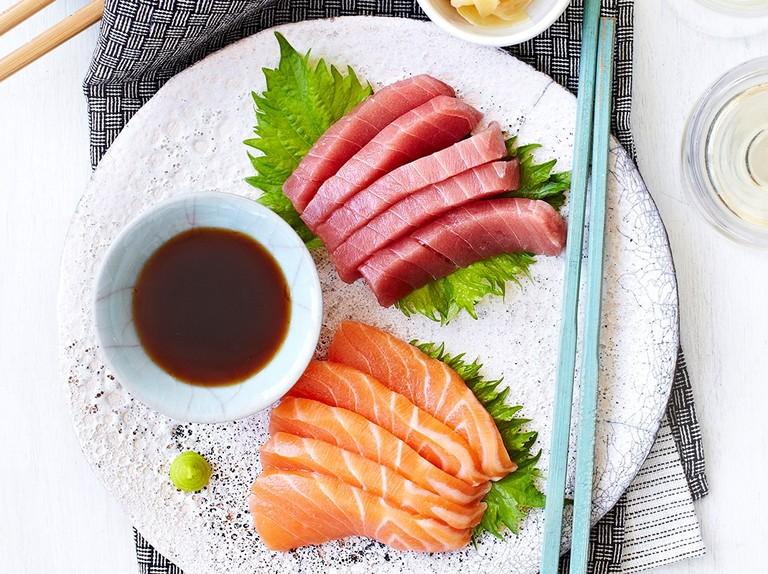 Sashimi recipe. How to make sashimi at home - olivemagazine