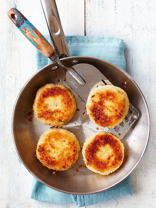 Smoked Haddock Fishcake Recipe with Chives