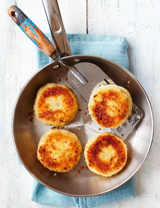 Smoked Haddock Fishcake Recipe with Chives