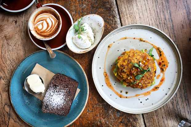 Brunch at Federal Cafe Manchester