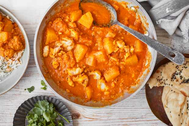 Fish Curry Recipe with Pineapple