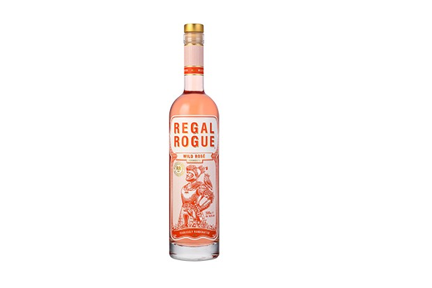 Regal Rogue Wild Rosé vermouth
