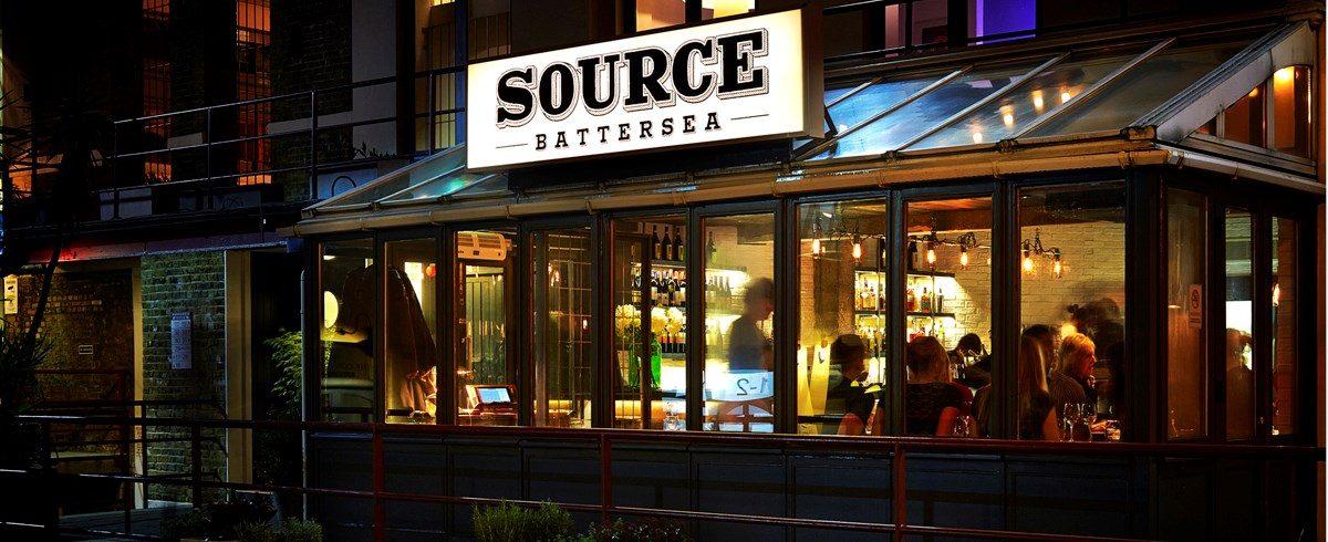 Source battersea restaurant