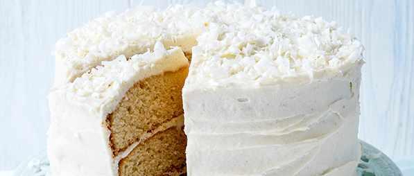 White Chocolate Cake Recipes Uk: White Chocolate Fudge Cake Recipe