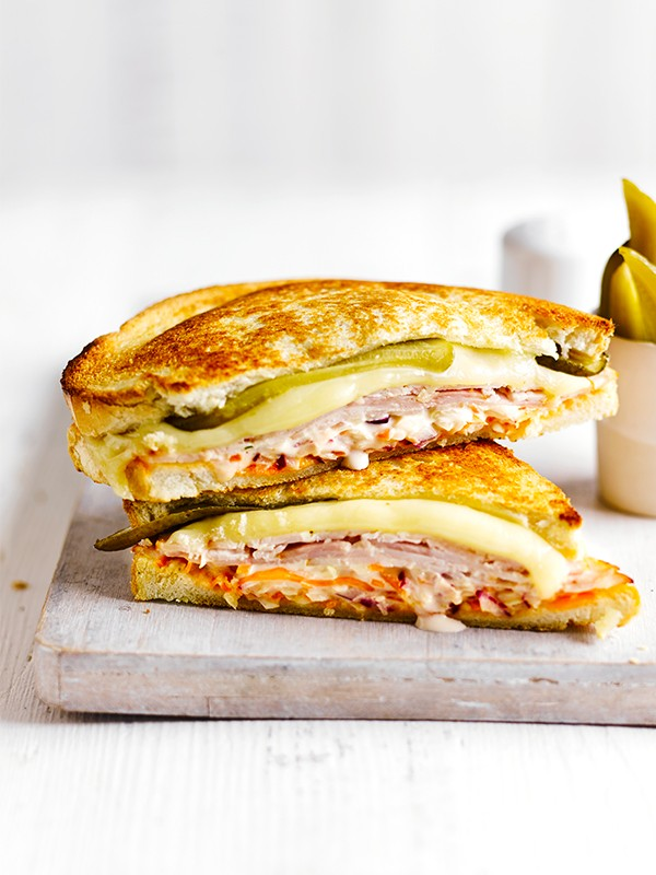 California grilled reuben