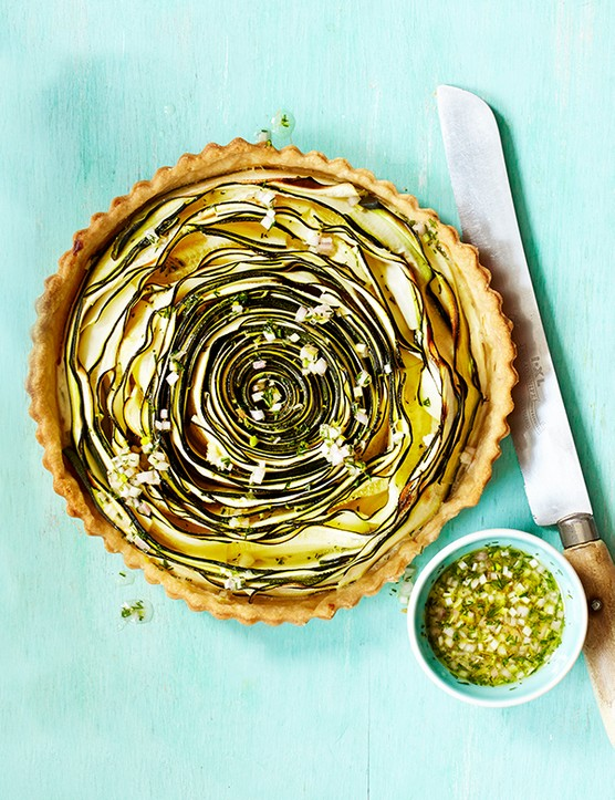 Courgette Tart Recipe