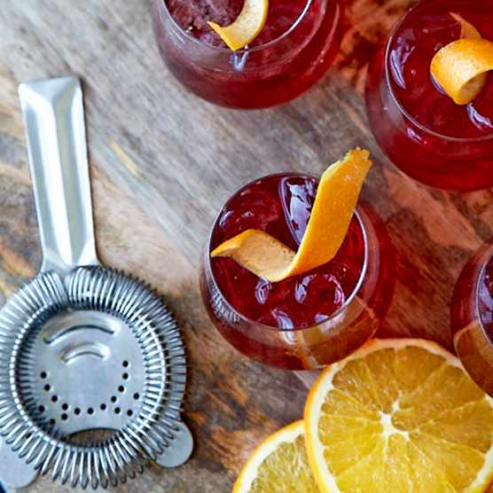 Classic Negroni Recipe and How To Make a Negroni