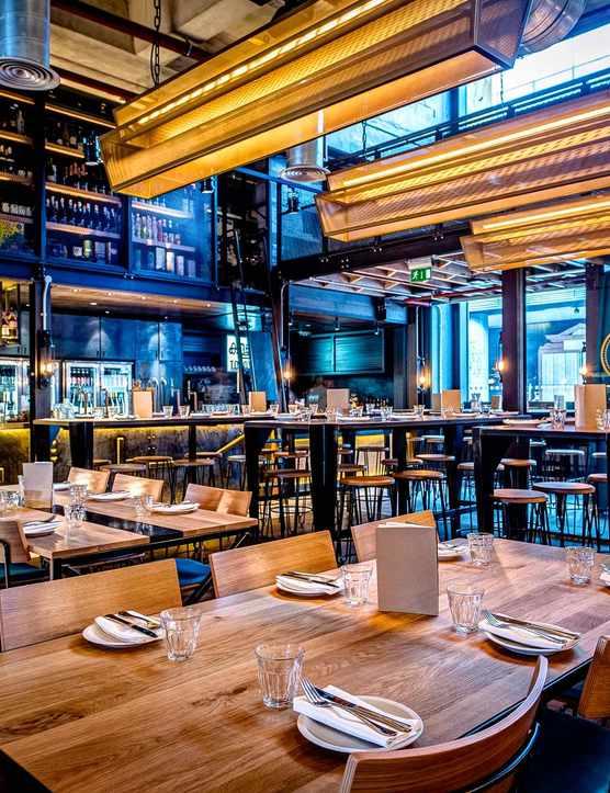 Chai Ki Canary Wharf restaurant review