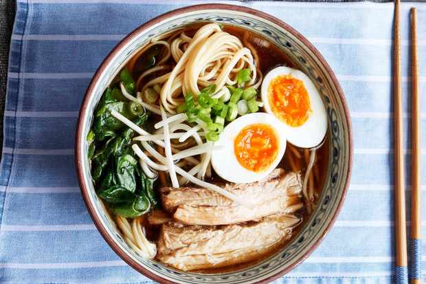 29 Easy Noodle Soup Recipes Including Chicken Noodle Soup