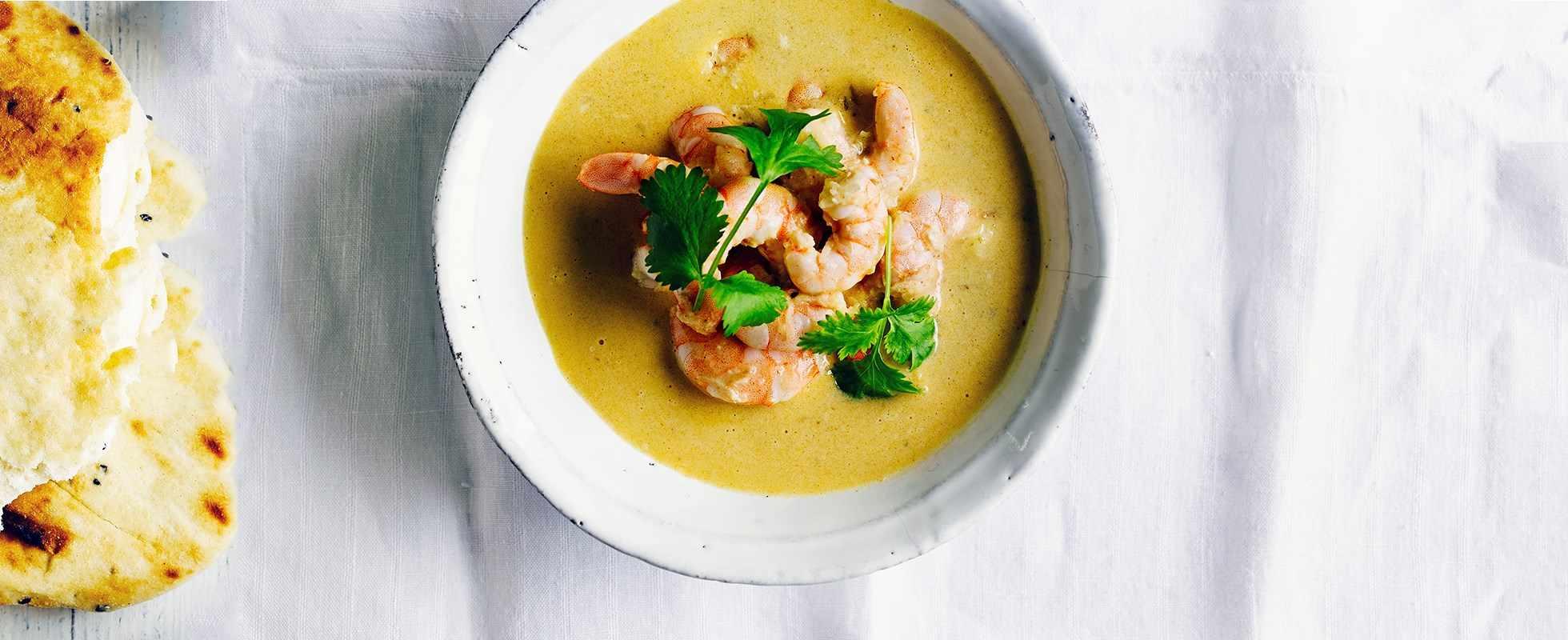 Quick Prawn Curry Recipe