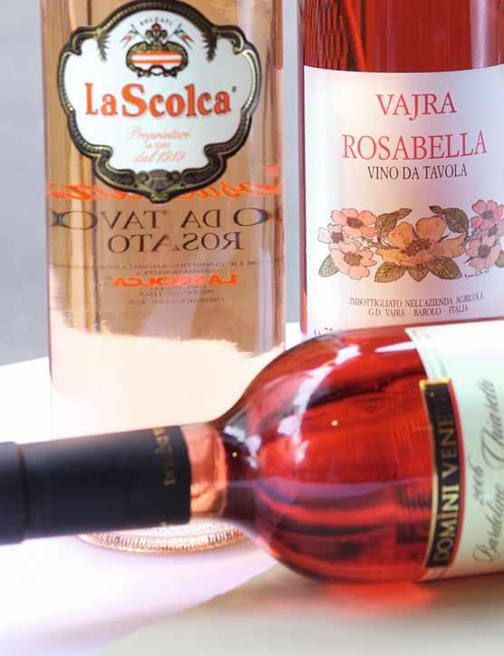 rose wine vajra