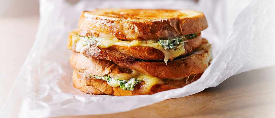 Chilli Cheese Toastie Recipe