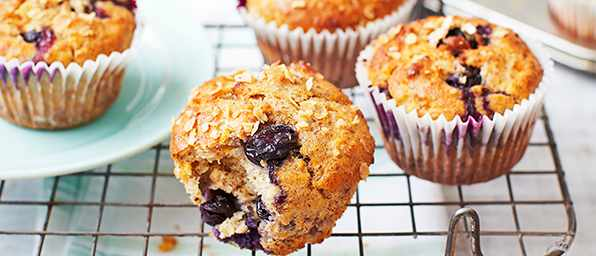 Easy Muffin Recipes