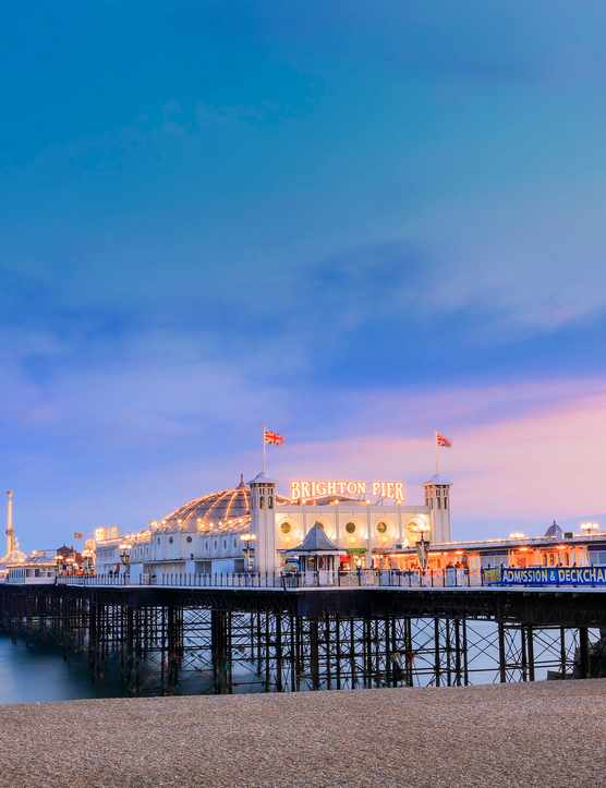 Brighton pier (Getty images)