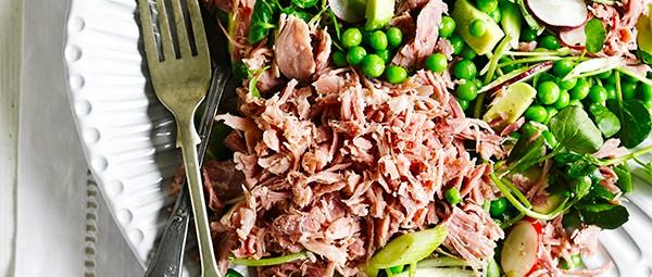 Ham Hock Salad Recipe