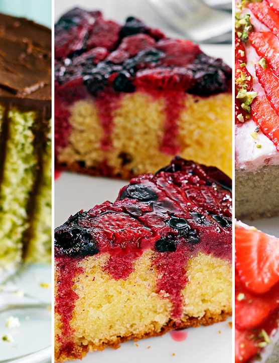 Best ever boozy cakes and bakes