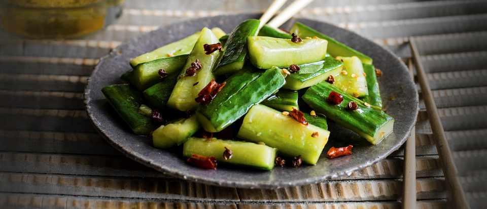 Chinese Cucumber Recipe