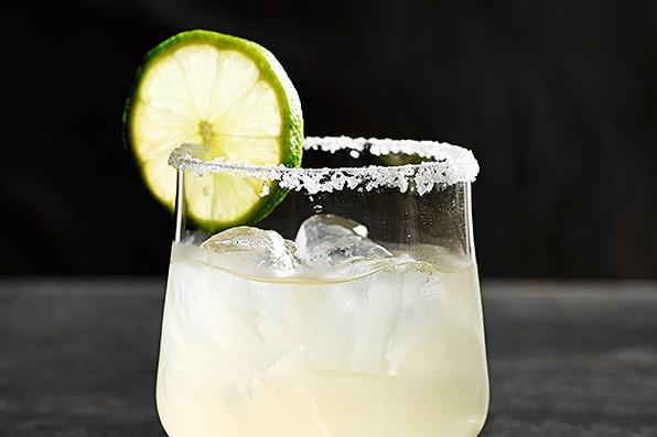 Margarita Recipe with Ginger