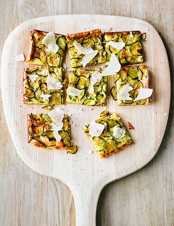 Courgette Tart Scapriccia Recipe