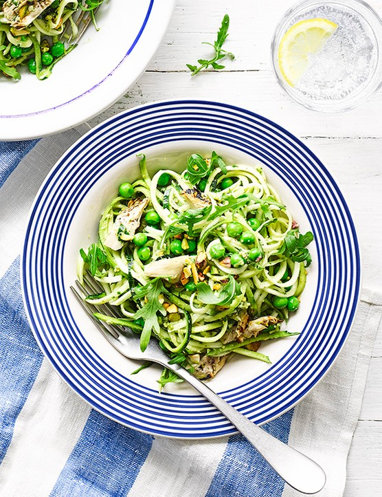 40 healthy vegetarian recipes under 300 calories olive magazine best ever courgetti and courgette recipes cauliflower sformato recipe for vegetarian dinner party forumfinder Gallery