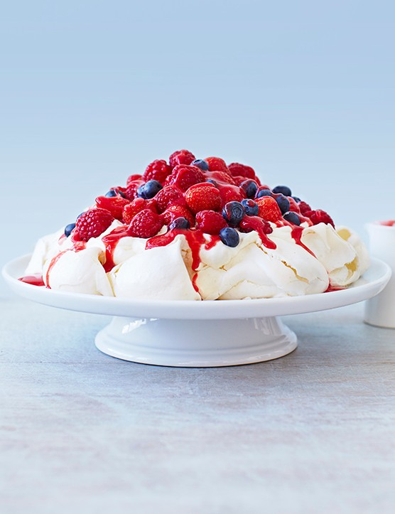 Very Berry Pavlova Recipe
