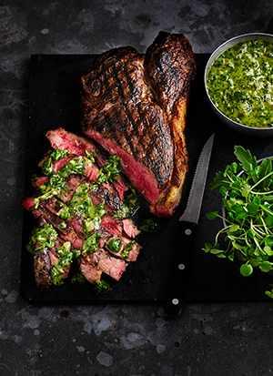 Steak Sauce Recipe From Foraged Herbs