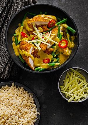 Quick Chicken Katsu Recipe