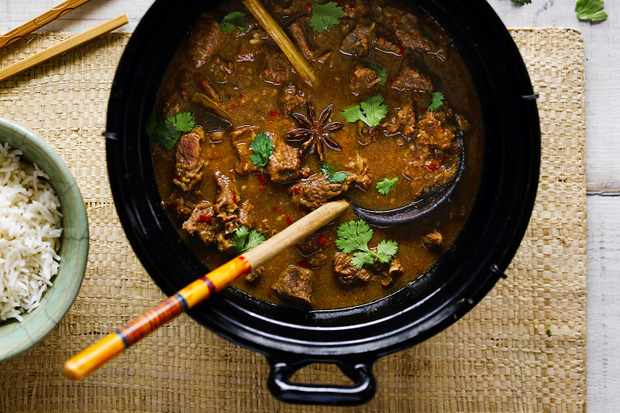 Vietnamese Beef Stew Recipe With Lemongrass