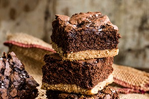 Salted Maple Chocolate Brownies Recipe