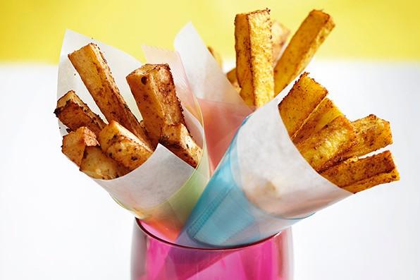 Potato Cones Recipe