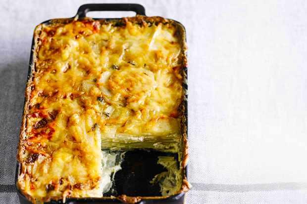 Dauphinoise Potatoes Recipe