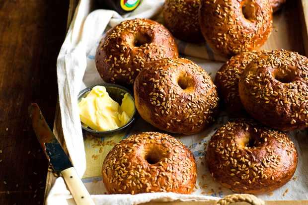 Marmite Bagel Recipe
