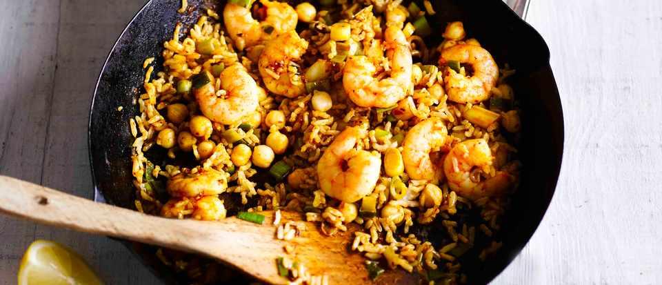 Moroccan Prawn Recipe