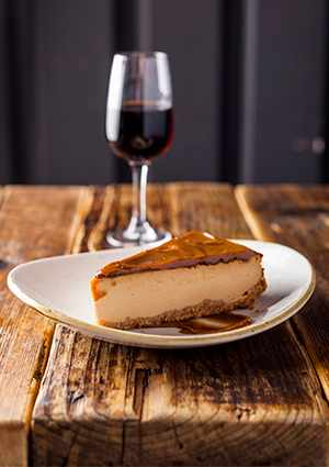 Baked Dulce De Leche Cheesecake Recipe