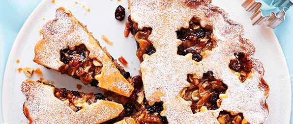 Boozy Mincemeat Pie Recipe