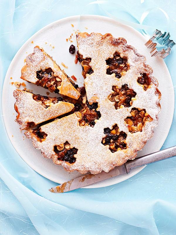 Boozy Mincemeat Pie Recipe