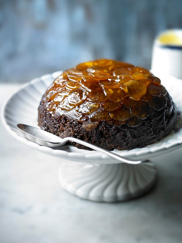 Luxury Christmas Pudding Recipe