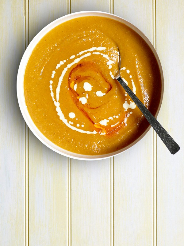 Spiced Parsnip Soup Recipe