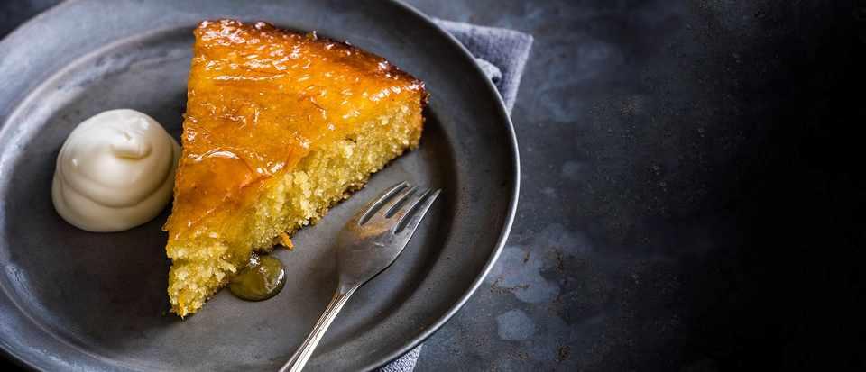 Orange Marmalade Cake Recipe
